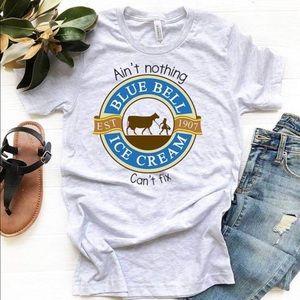 Blue Bell Ice Cream T-shirt